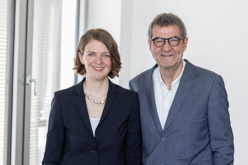 Lilly Fiedler und Jann Fiedler YPOG